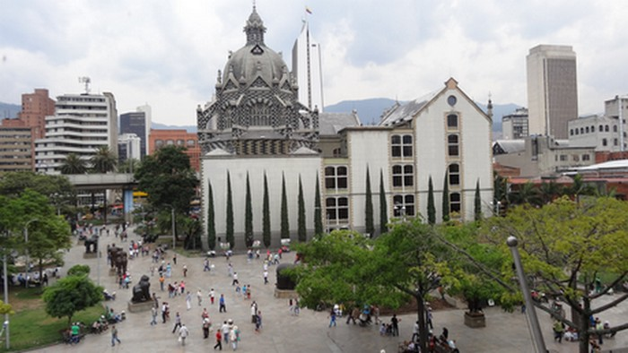Service à Medellin
