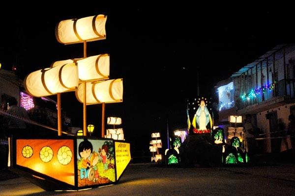 Les fêtes de fin d'année en colombie