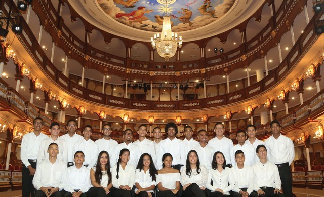 Cartagena Festival international de musique « Symbol and Sound »