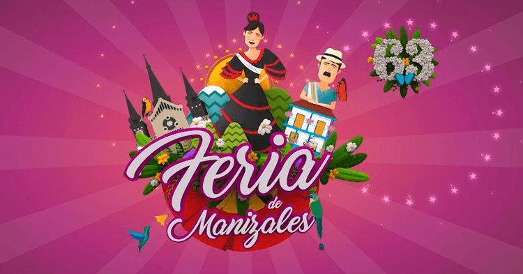DÉCOUVREZ LES CONCERTS DE LA FERIA DE MANIZALES 2019