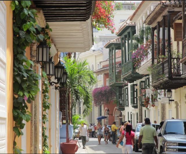 Visite guidée de Cartagena