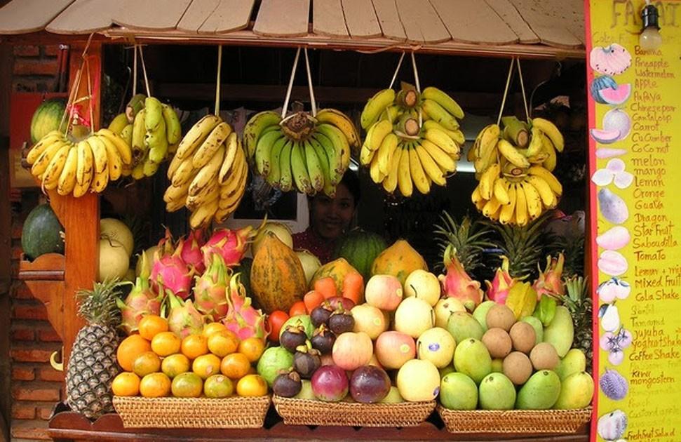 Les marchés, un voyage à travers la Colombie