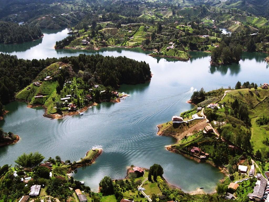 Visite de Medellín et la région d'Antioquia. (Partie 3)