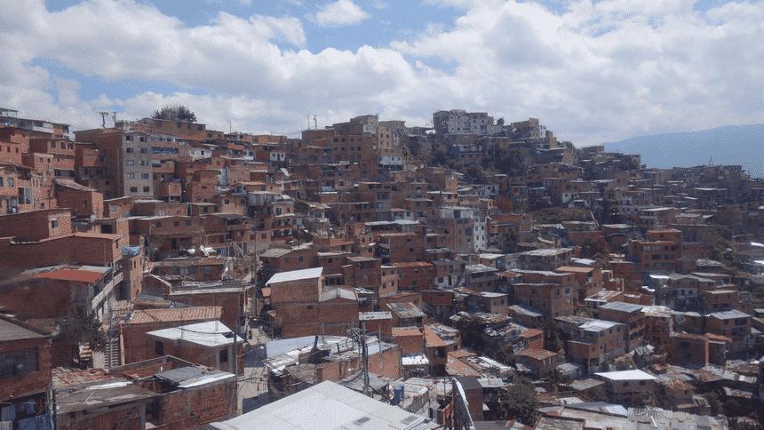 Visite de Medellín et de la région d'Antioquia (Partie 1).