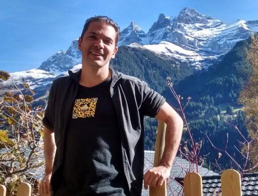 Portrait de Sebastien Cretegny, un suisse en Colombie.
